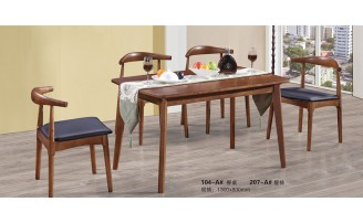 山东华亿北欧餐桌椅家具经营理念