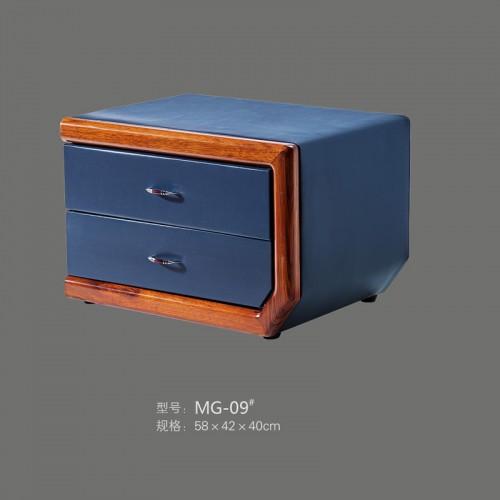 工厂直营卧室收纳抽屉柜床头柜 MG-09