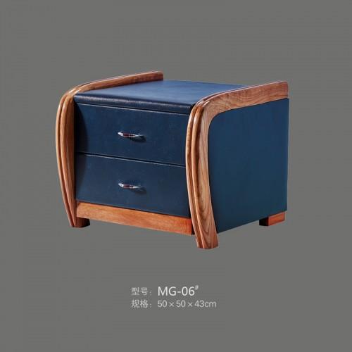 北欧床头柜价格 现代简约带抽储物柜批发 MG-06