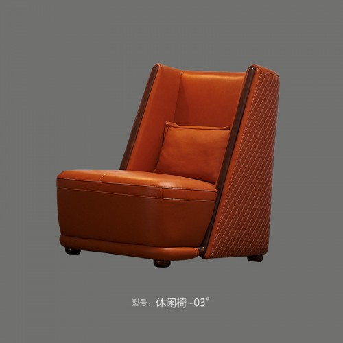 懒人沙发椅 客厅靠背休闲椅  休闲椅-03
