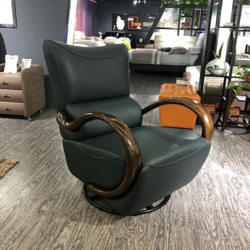可躺沙发椅 可转休闲沙发02