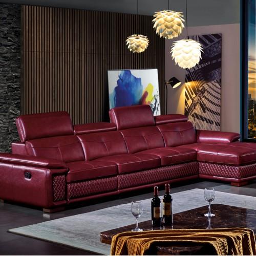 天津直销真皮艺沙发  厂家供应多功能沙发床8666