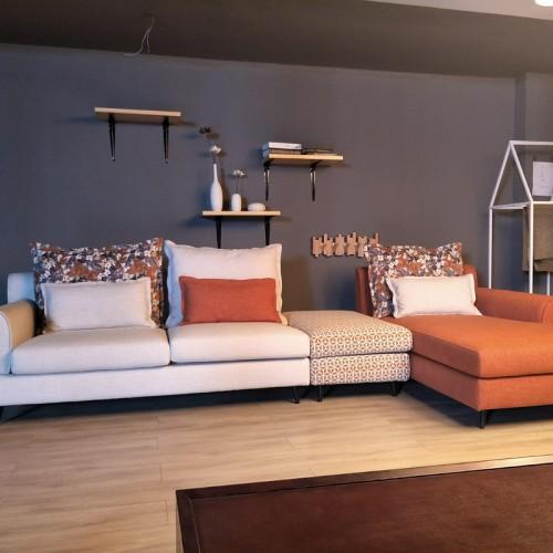 时尚简约沙发 客厅转角沙发 可定做尺寸952#