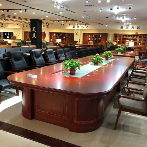 香河办公会议桌 油漆会议桌生产厂家02#