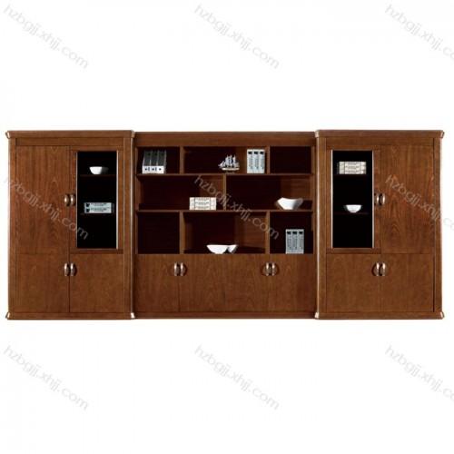 环保木制资料柜 办公油漆书柜价格02#
