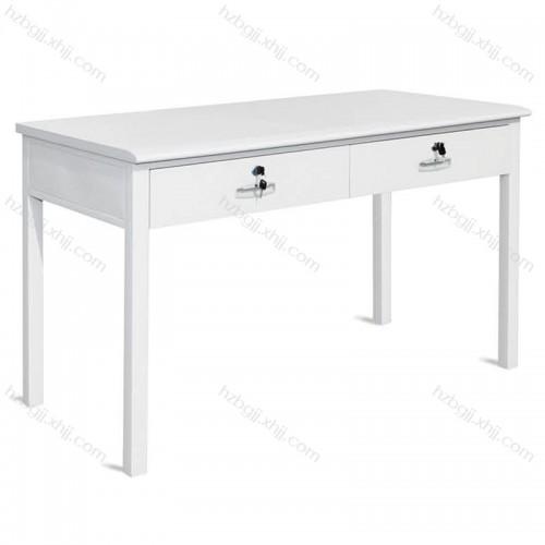 香河钢制办公桌 带抽屉收纳桌01#