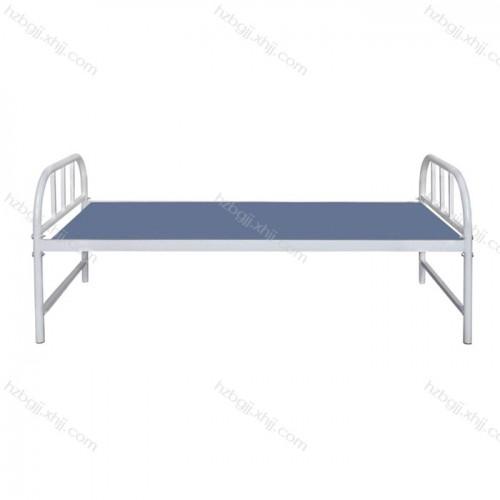 钢架单人床 员工宿舍床生产厂家05#