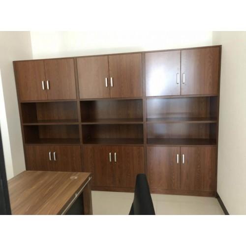 板式可定制书柜