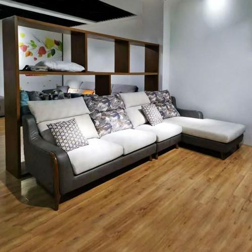 成都森洋品牌沙发 转角休闲沙发价格 SF-6005#