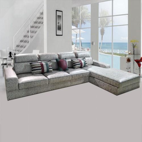 品牌家居转角沙发批发 休闲沙发价格SF-5004#