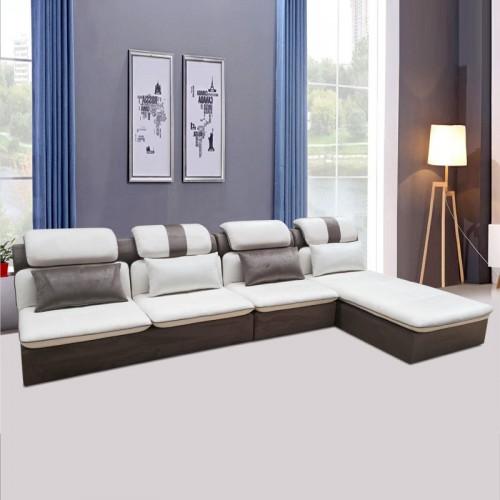 现代客厅沙发 时尚简约转角沙发SF-5008#