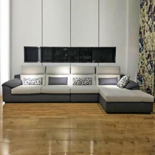 高档布艺沙发批发市场  优质客厅沙发厂家SF-5028#