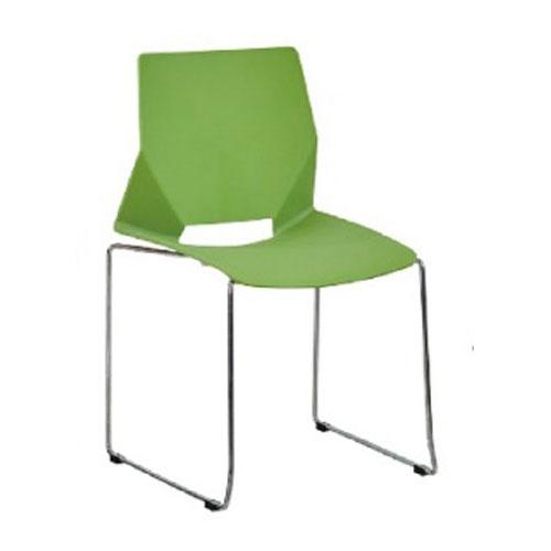 可叠培训椅子现代简约