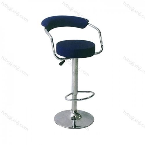 时尚简约PU吧台椅定做 升降高脚椅批发04#
