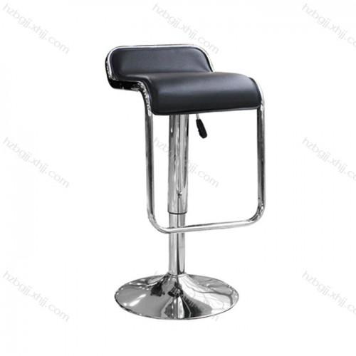 厂家直销高脚吧凳 简约S形吧台椅06#
