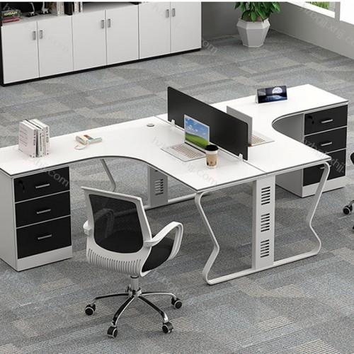 香河办公屏风位 职员电脑桌生产厂家05#