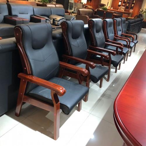 环保实木办公椅 商务座椅批发厂家05#