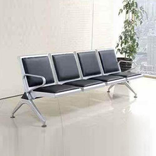 机场休闲连排椅 不锈钢等候椅生产厂家07#