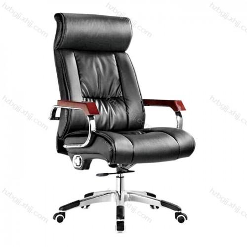 真皮靠背转椅 老板办公室座椅06#