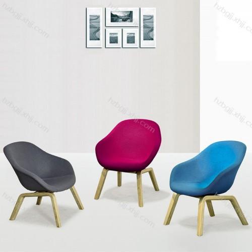 北欧单人沙发椅简约时尚休闲椅06#