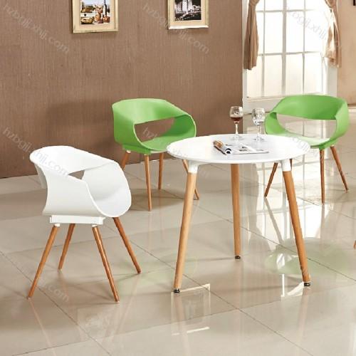 北欧现代洽谈桌椅组合 办公洽谈桌价格11#