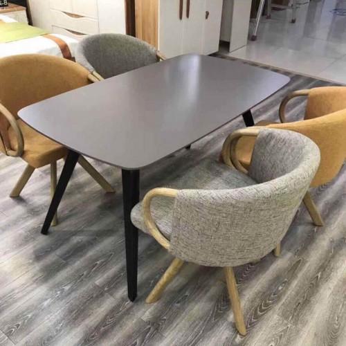 天津办公家具洽谈桌会议桌椅批发采购17#