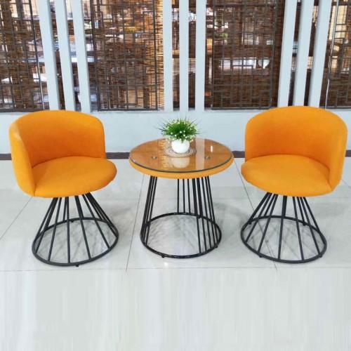 厂家直销洽谈桌椅组合 接待洽谈桌价格19#