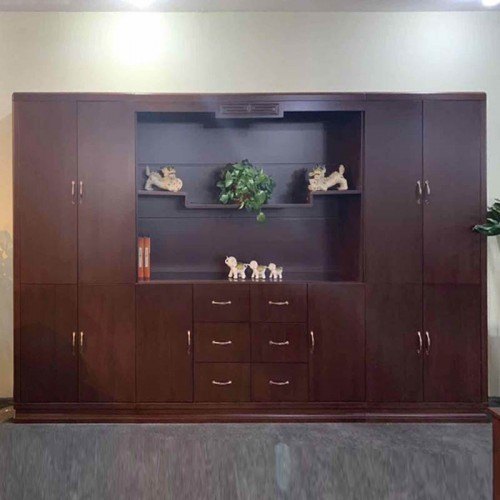 香河办公文件柜木质油漆书柜供应商11#