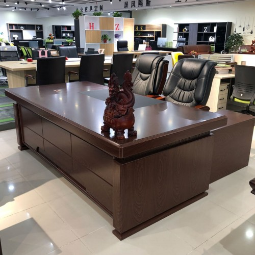北京批发办公家具 油漆经理办公桌班台桌05#