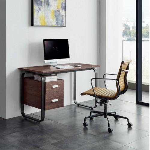 天津电脑桌品牌 职员写字台采购F-0012