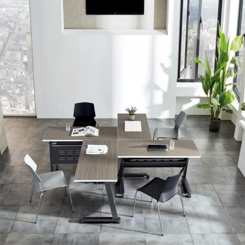 公司会议桌选购 办公会议桌批发 T-001