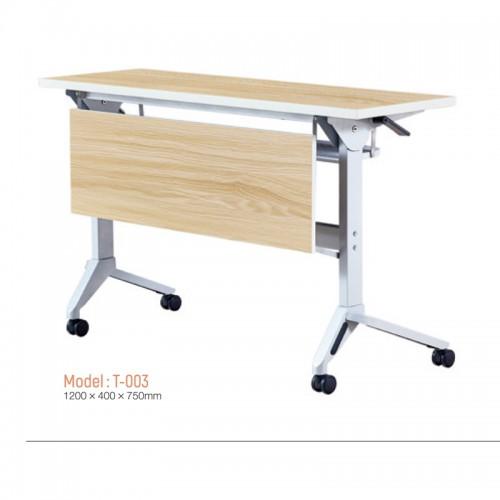折叠移动条桌厂家直销 T-003