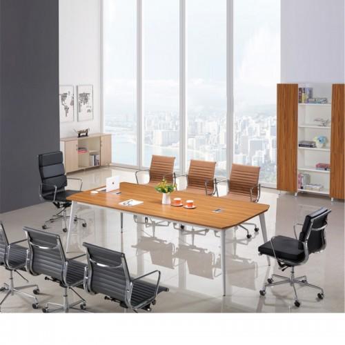 厂家直销板式会议桌公司简约开会桌子 7S-2224