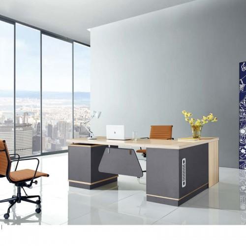 板式办公桌主管桌批发价格G-40