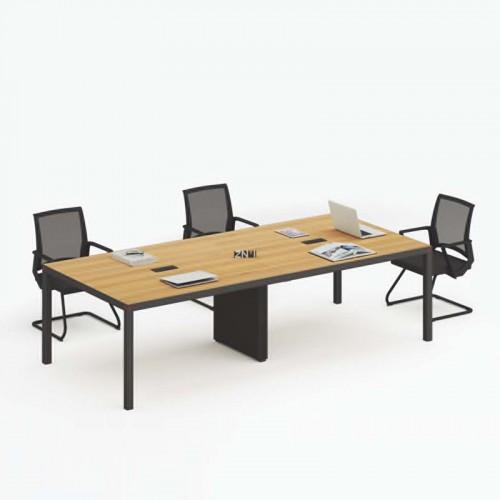 天津会议桌品牌 板式时尚会议桌厂家K-MB2412B