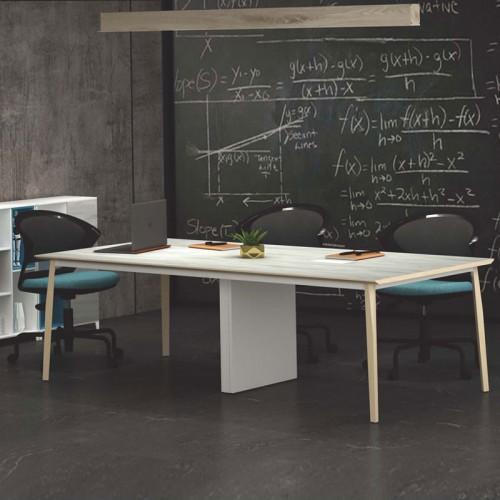 香河办公会议桌 公司培训洽谈桌子D-MA2412