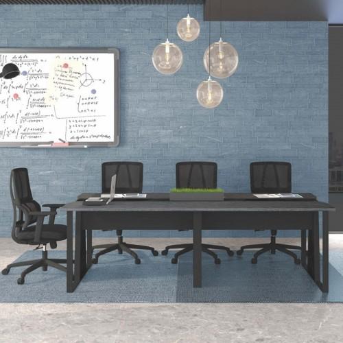 天津板式会议桌定制厂家 现代会议桌采购价格A-MA2412