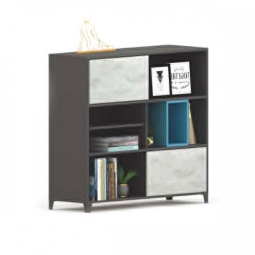 办公家具板式书柜文件柜批发采购M-CB1204