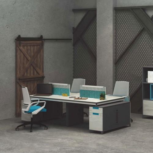 办公家具屏风隔断办公桌 M-WD2812