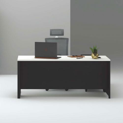 板式办公桌定制厂家 办公行政桌T-DA1816B
