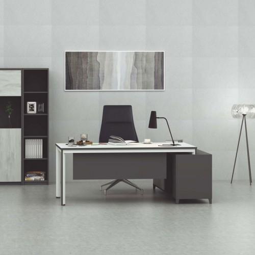 环保板材工作台 时尚老板经理桌定制M-DA1816