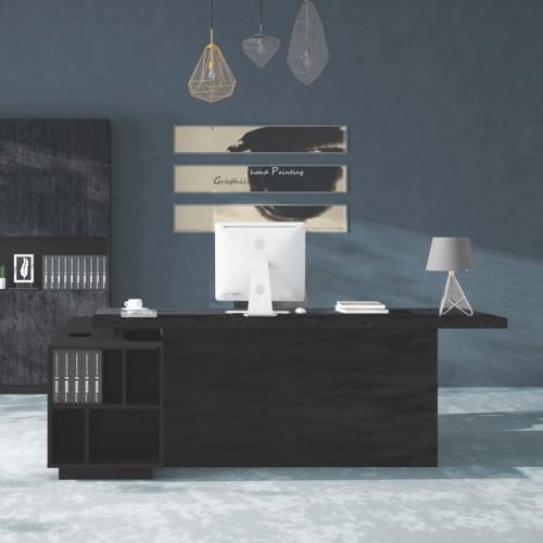 高端大气老板桌总裁桌品牌定制A-DA2220