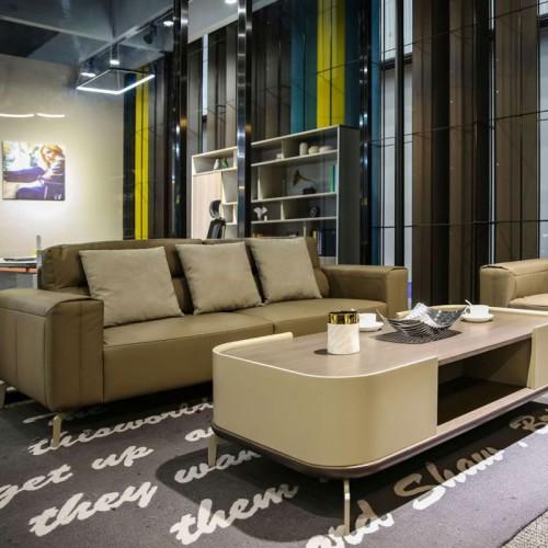 办公沙发品牌 公司接待洽谈沙发选购16
