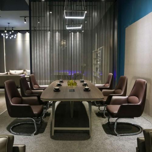 高档板式会议桌采购 办公会议桌厂家批发JK1305