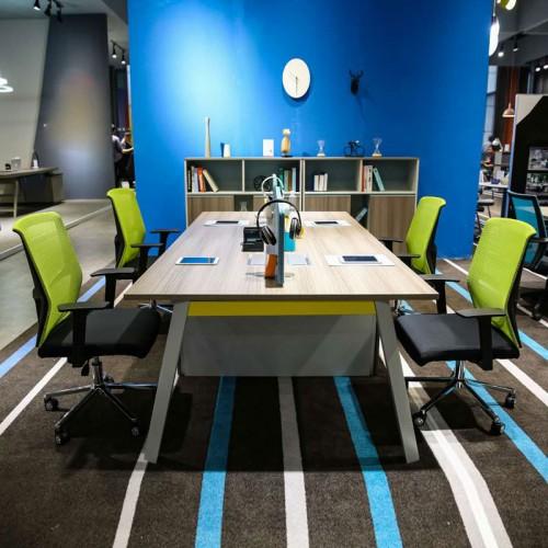 办公会议桌板式现代会议桌定制价格FA1409