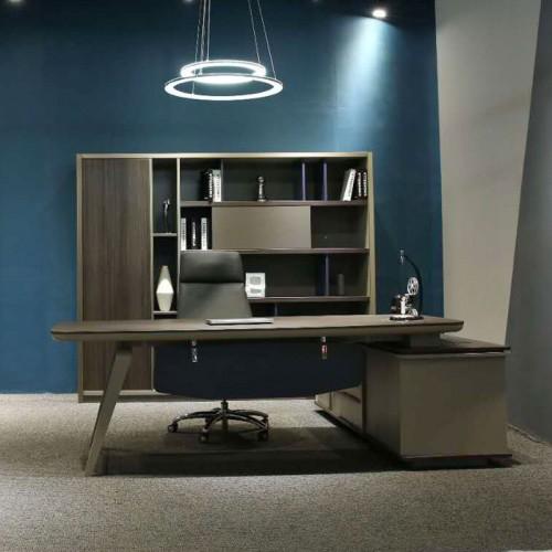 办公家具定制总裁桌大班台板式老板桌JK1303