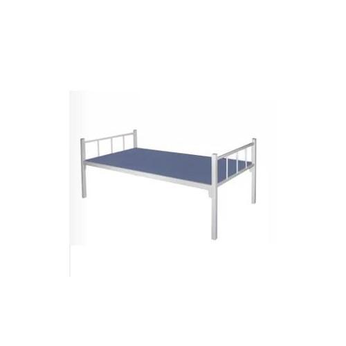 定做钢制单人床宿舍单人床价格C-004#