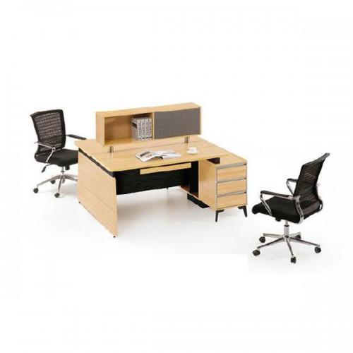 职员屏风办公桌定制 板式屏风工作位SF-E1612-B#