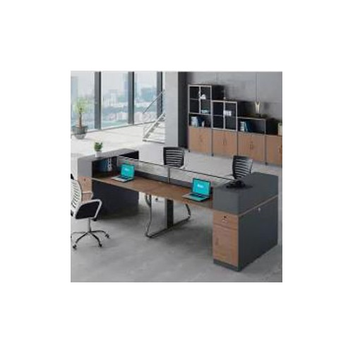 板式屏风工作位品牌 员工屏风隔断桌批发Z-003#