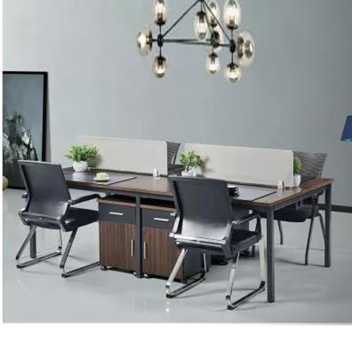 办公家具品牌 时尚屏风隔断办公桌Z-02411#